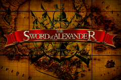 logo the sword of alexander isoftbet slot online