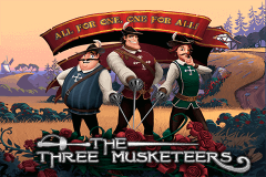 logo the three musketeers playtech slot online