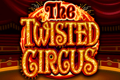 logo the twisted circus microgaming slot online