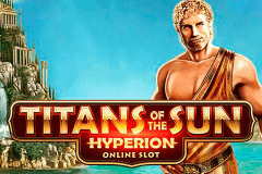 logo titans of the sun hyperion microgaming slot online