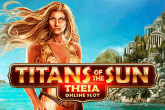 logo titans of the sun theia microgaming slot online