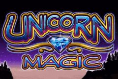 logo unicorn magic novomatic slot online