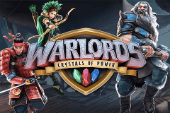logo warlords crystals of power netent slot online