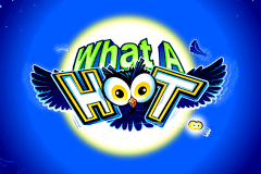 logo what a hoot microgaming slot online