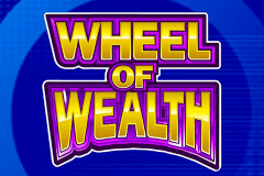logo wheel of wealth microgaming slot online