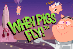 logo when pigs fly netent slot online