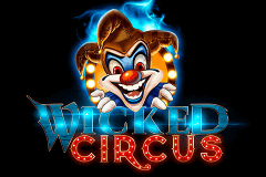 logo wicked circus yggdrasil slot online