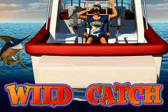 logo wild catch microgaming slot online