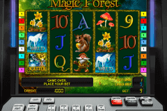 magic forest novomatic slot machine