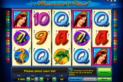 mermaids pearl deluxe novomatic slot machine