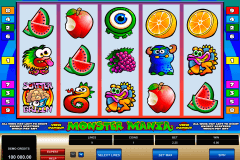 monster mania microgaming slot machine