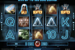 paranormal activity isoftbet slot machine