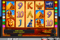 pharaohs gold ii deluxe novomatic slot machine