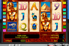 pharaohs gold iii novomatic slot machine