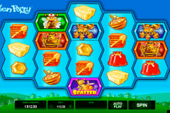 pollen party microgaming slot machine