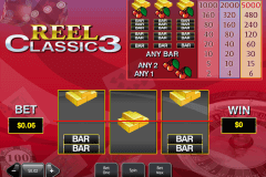 reel classic 3 playtech slot machine