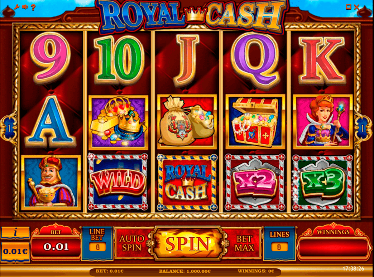 royal cash isoftbet slot machine