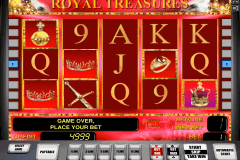 royal treasures novomatic slot machine