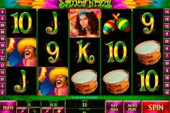 samba brazil playtech slot machine