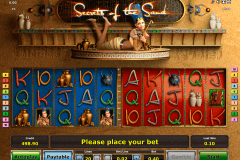 secrets of the sand novomatic slot machine