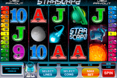starscape microgaming slot machine