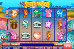 sunshine reef microgaming slot machine