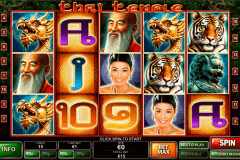 thai temple playtech slot machine