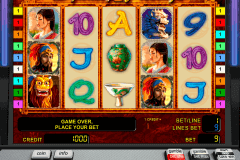the ming dynasty novomatic slot machine