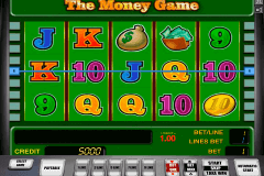 the money game novomatic slot machine