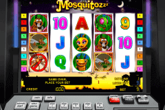 the mosquitozzz novomatic slot machine