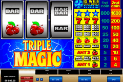 triple magic microgaming slot machine