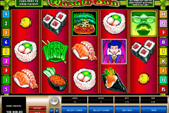 wasabisan microgaming slot machine