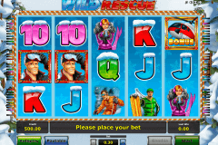 wild rescue novomatic slot machine