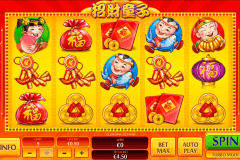 zhao cai tong zi playtech slot machine