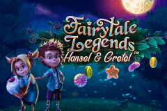 logo fairytale legends hansel and gretel netent slot online