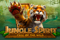 logo jungle spirit call of the wild netent slot online